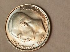 New listing 1970 1 Fanc Jean Grand-Duc Deluxenbour Collectible Coin Foreign Money Currency
