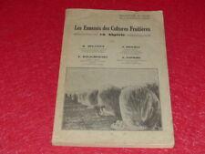 [AGRONOMIE ALGERIE] Ennemis des cultures fruitières 1930 Bibliothèque du Colon
