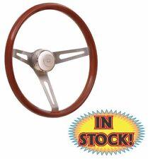 """GT Performance 15"""" Retro GM Wood Steering Wheel 36-5457"""
