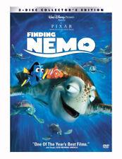 MINT! ~ Finding Nemo (DVD, 2003, 2-Disc Set, Widescreen & FS) + ORIGINAL BOOKLET