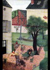 EVREUX (27) HABITAT illustrée par C. ELBERT / CONCOURS DESSIN d'ENFANT 1937