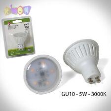 9333 Bombilla LED GU10 - 5W  3000k luz Calida
