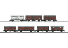 Märklin HO 47367 Güterwagen-Set - 7 tlg. - zur Baureihe V 188  - NEU + OVP