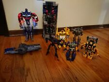Transformer Lot - Opitmus Prime, Shockwave, Bumblebee and more