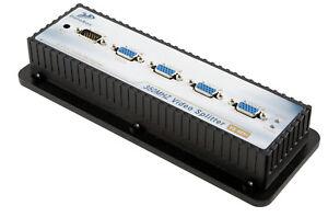 DataBay VGA Signal Distribution VS-401H 4 Port VGA Video Splitter 80mm - AV16371