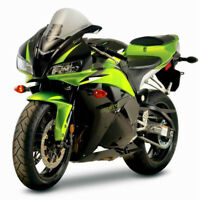 ABS Fairings Plastic Bodywork Kit for 09-12 Honda CBR600RR Metallic Lime Green