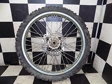 07 2007 kx 250 f kx250f kx250 250f front rad hub excel wheel rim braking disk