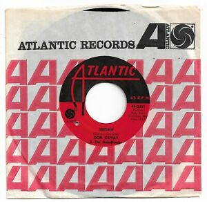 DON COVAY & THE GOODTIMERS - SEESAW - ATLANTIC - VG++/EX. CONDITION,
