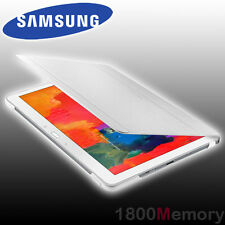GENUINE Samsung Galaxy Tab Pro 10.1 TabPro Book Cover Case White SM-T520 SM-T525