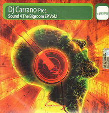 DJ CARRANO - Sound 4 The Bigroom EP Vol.1 - GARDENIA