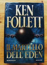 KEN FOLLETT: Il martello dell'Eden  Omnibus p. e. 1998