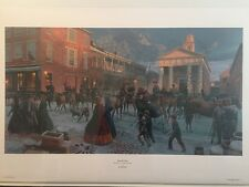 After The Snow By Mort Kunstler Limited Edition Print