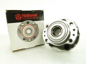 NEW National Wheel Bearing & Hub Rear 512157 Caravan Town & Country 1996-2004