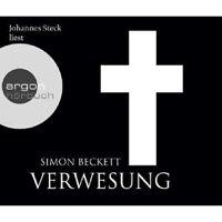 JOHANNES STECK - VERWESUNG (SA) 6 CD NEU