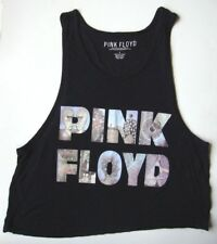 PINK FLOYD WOMEN TANK TOP BELLY SHIRT SIZE LARGE