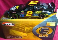 RUSTY WALLACE, 1/24 RCCA ELITE, 2005 CHARGER, #2, MILLER GENUINE DRAFT RETRO