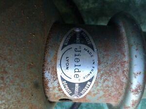 lampe vintage industrielle articulee jielde