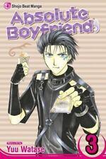 Absolute Boyfriend, Vol. 3 by Watase, Yuu, Good Book