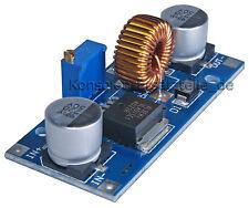 Spannungsregler einstellbar Step Down Schaltregler, Kurzschlussschutz, 36V / 5A