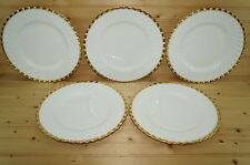 "Minton Granada H4687 Set of (5) Dinner Plates, 10 3/4"""