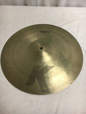 Vintage Zildjian EAK Early American K Orchestra Suspended Crash Cymbal 18""