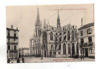 54 - cpa - NANCY - Basílica San Epvre y la Plaza Señoras (A1495)