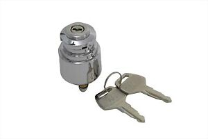 Ignition Key Switch for Harley Davidson by V-Twin