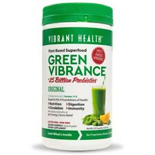 Vibrant Health Original GREEN VIBRANCE  Version 17.0 - 12.5 oz - 30 Day Supply