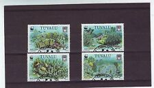 Tuvaluan Fish & Marine Animal Postal Stamps