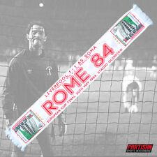 Liverpool écharpe Rome 84 champions européens Final Cadeau Souvenir