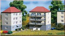 * Auhagen scala N 14464 Due Palazzi moderni Nuovi OVP