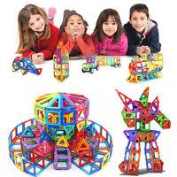 141pcs Multicolors Toy 3D Bricks Magnetic Building Blocks Educational Kids Toys