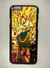 Usa Seller Apple iphone 6 & 6S Anime Phone case Cover Dbz Son Goku & Gohan