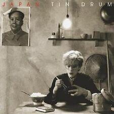 "JAPAN ""TIN DRUM "" CD NEUWARE"