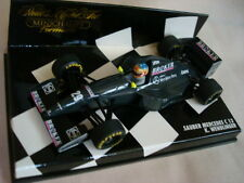 Minichamps F1 SAUBER MERCEDES C13 K. Wendlinger  1/43 with Case