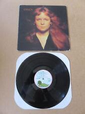 SANDY DENNY Sandy LP ORIGINAL 1972 PINK RIM UK 1ST PRESSING FAIRPORT CONVENTION