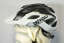 Kali Women's Amara MTB Helmet White XS/S Bike Helmet with Imperfection