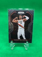 Hassan Whiteside 2020-21 Prizm Basketball Base Card #158 Portland Trailblazers