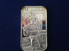 1978 Greathouse Productions Gene Autry Ser#008/200 TEG-1-O Silver Bar P1858