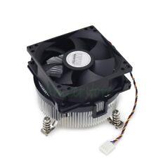 Copper Core 4-Pin Fan Fan Heatsink Radiator Cooler For PC LGA 775 1150 1155 1156