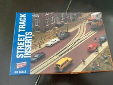 Ho Walthers Street Track Inserts 933-3140