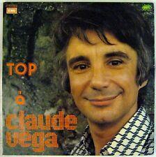 Top à Claude Véga 33 tours 1975