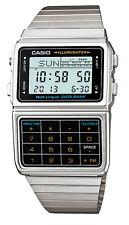 Reloj Casio Databank Dbc-611e-1ef unisex cuarzo
