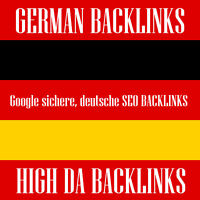 100 high Domain authority backlinks, redirected Backlinks deutsche Backlinks SEO