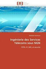 Ingenierie des services telecoms sous ngn, HANDOURA-A 9786131553011 New,,