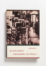 AN ANECDOTED TOPOGRAPHY OF CHANCE:Re-Anecdoted Version 1966 1st Edition HC BOOK