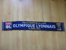 écharpe de football Olympique Lyonnais Coupe de la ligue finale 2012 Taille Uniq