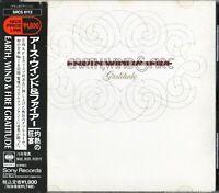 Earth, Wind & Fire - Gratitude, Japan CD Obi_SRCS 6612