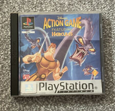 Disney's Hercules Action Game PS1 Playstation 1 Boxed *tested*