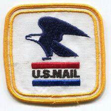 Vintage US Mail Post Office Patch U.S. Postal USPS Large Size Patch